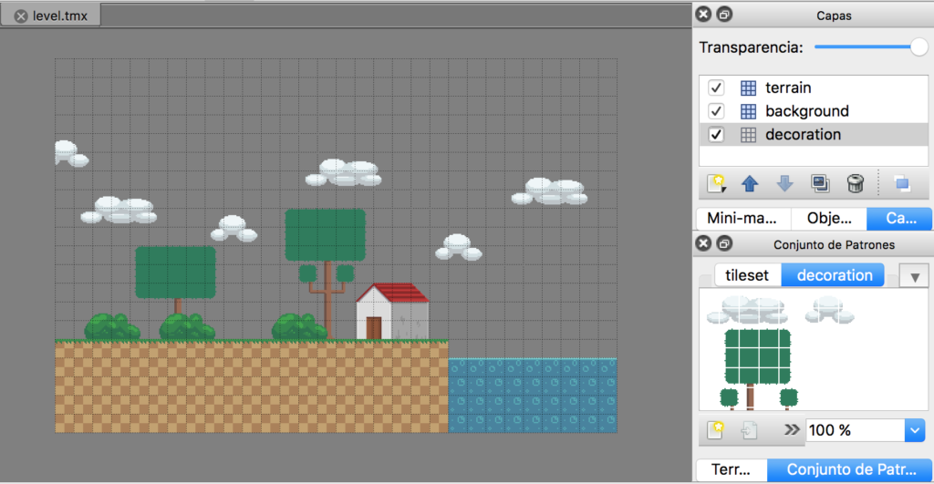 How to use libGDX + Tiled: several layers – PixNB Blog